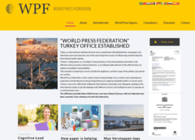 Worldpressfederation.uk thumbnail