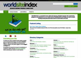 Worldsiteindex.com thumbnail