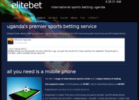 betting online uganda