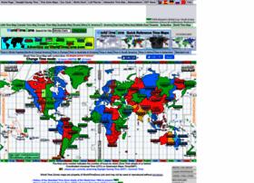 Worldtimezone.com thumbnail
