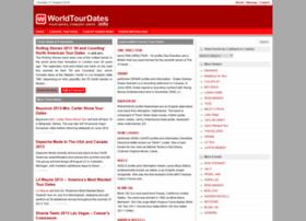 Worldtourdates.info thumbnail