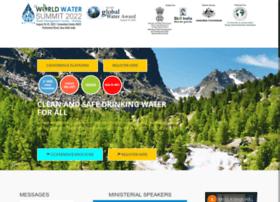 Worldwatersummit.in thumbnail