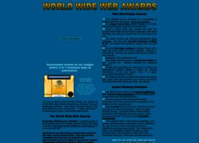 Worldwidewebawards.net thumbnail
