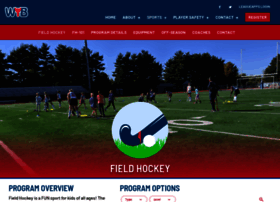 Worthingtonfieldhockey.org thumbnail