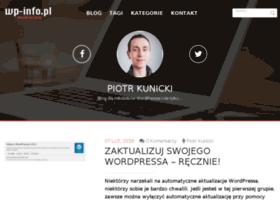 Wp-info.pl thumbnail