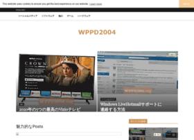 Wppd2004.org thumbnail