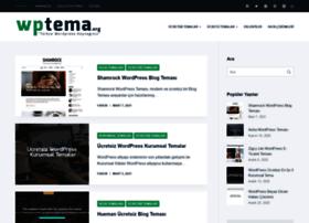 Wptema.org thumbnail