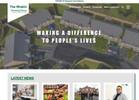 Wrekinhousingtrust.org.uk thumbnail