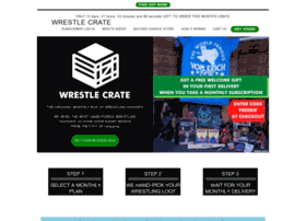 Wrestlecrate.co.uk thumbnail