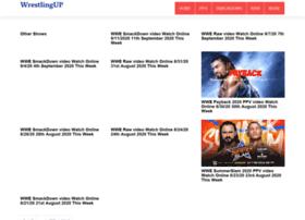 Wrestlingup.pro thumbnail