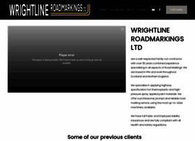 Wrightlineroadmarkings.co.uk thumbnail