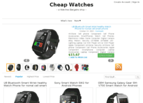 Wristwatches.cheap thumbnail