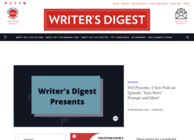 Writersdigest.com thumbnail