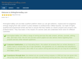 custom writing bay reviews