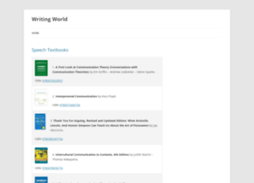 Writingworld.org thumbnail