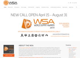 Wsa-albania.org thumbnail