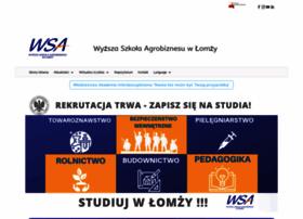 Wsa.edu.pl thumbnail