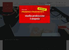 Wse.edu.pl thumbnail