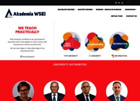 Wsei.eu thumbnail