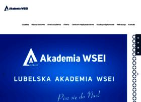 Wsei.lublin.pl thumbnail