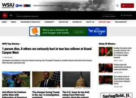 Wsiu.org thumbnail
