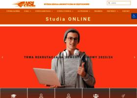 Wsl.edu.pl thumbnail