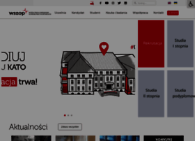 Wszop.edu.pl thumbnail
