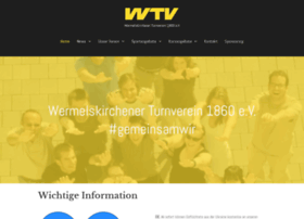 Wtv1860.de thumbnail