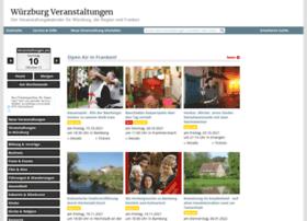 Wuerzburg-veranstaltungen.de thumbnail