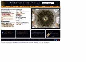 Wvlegislature.gov thumbnail