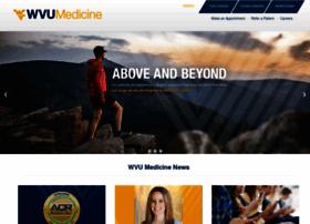 Wvumedicine.org thumbnail