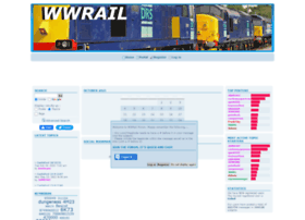 Wwrail.net thumbnail