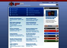 Www.gov.im thumbnail