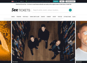 Www2.seetickets.com thumbnail