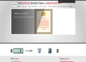 Wyliebasketball.org thumbnail