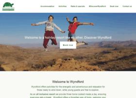 Wyndford.co.za thumbnail