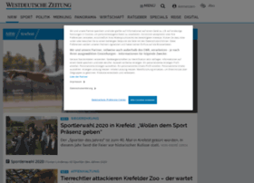 Wz-krefeld.de thumbnail