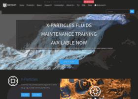 X-particles.net thumbnail
