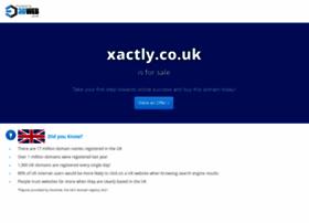 Xactly.co.uk thumbnail