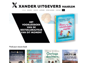 Xanderuitgevers.nl thumbnail