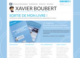 Xavierboubert.fr thumbnail