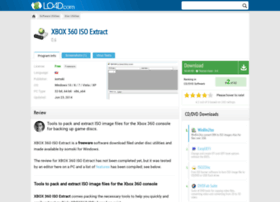 Xbox-360-iso-extract.en.lo4d.com thumbnail