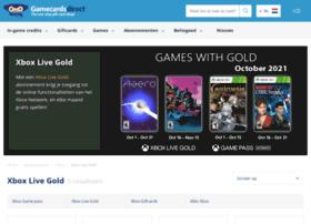 Xbox360gold.nl thumbnail