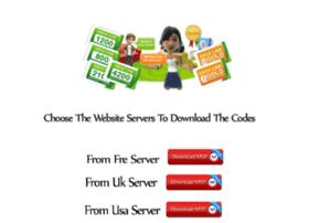 Xboxlivecodesfree.co.uk thumbnail