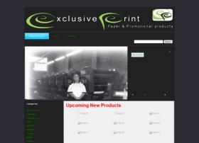 Xclusivprint.co.za thumbnail
