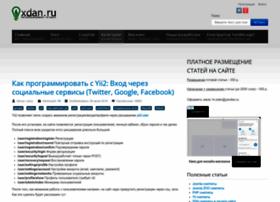 Xdan.ru thumbnail