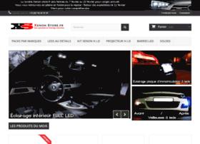 Xenon-store.fr thumbnail