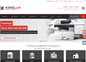 Xerolux.pl thumbnail