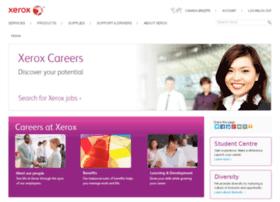 Xeroxcareers.ca thumbnail