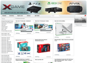 Xgame.com.ua thumbnail